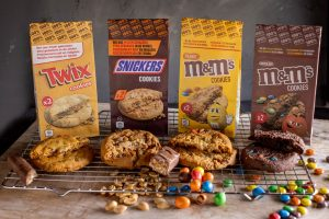 Mars branded cookies - De Graaf Bakeries