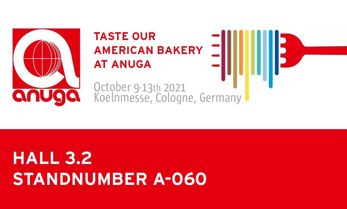 De Graaf Bakeries at Anuga 2021